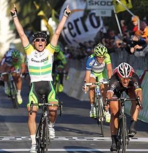 Gerrans MIlan-San Remo 2012