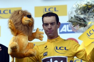 Paris-Nice is nice. But another yellow jersey would be better.