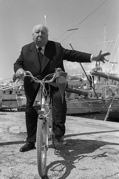 Hitchcock o na bike