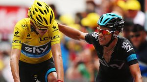 richie-porte-and-chris-froome