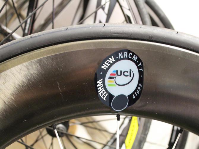 wheel sticker