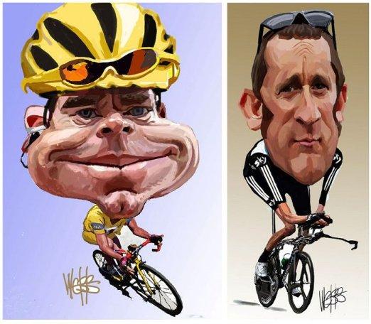2012_tour_de_france_cadel_evans_bradley_wiggins_caricatures