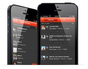 Strava-iPhone
