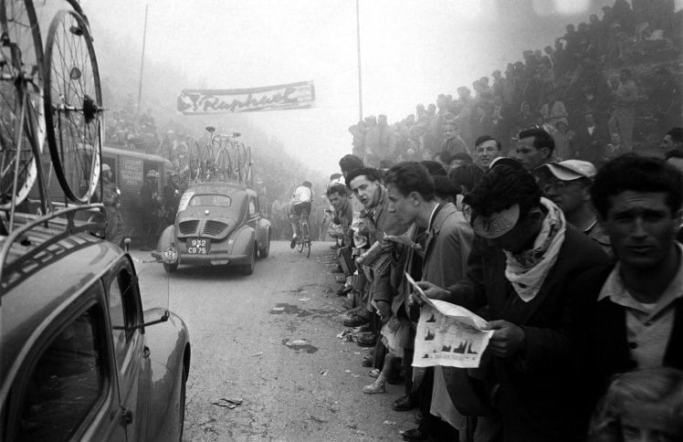 LIFE at the 1953 TdF