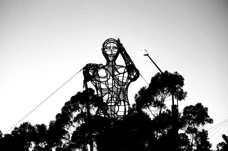 SOP Sculpture