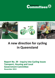 QLD Cycling Report