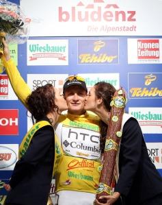 RADSPORT - Oesterreich Radrundfahrt 2010
