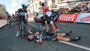 cav crash