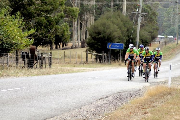 PHOTO: Kristy Douglas, Tas Pro Cycling Tours