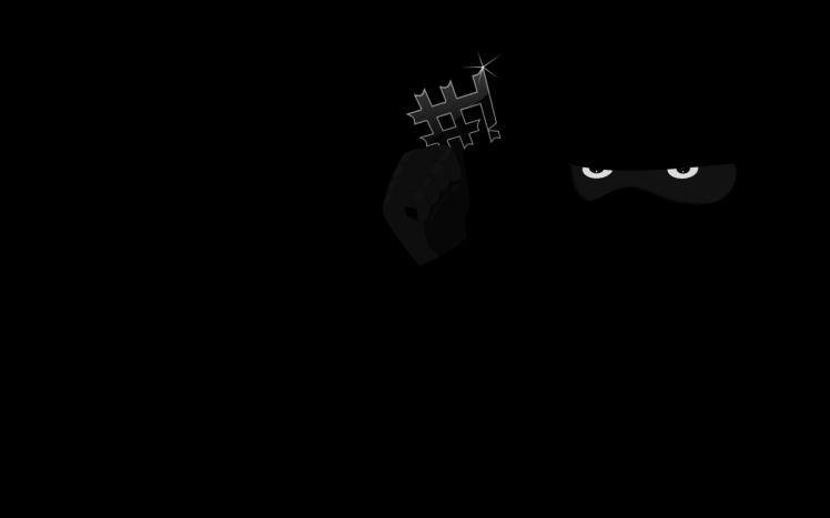 Ninja in the dark