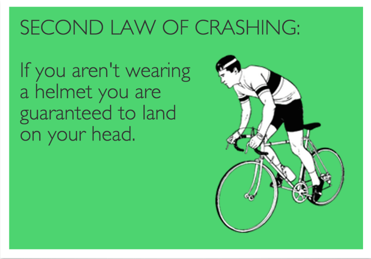 Second Law of Crashing
