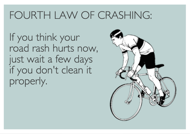 Fourth Law of Crashing