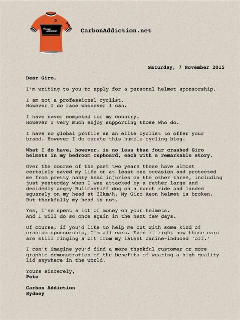 Giro letter